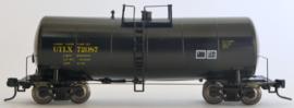 Black UTLX Tank Car #72087