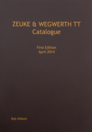 Zeuke & Wegwerth English Catalogue, 182 x 257mm Paperback