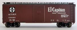 """AT&SF 138057 """"El Capitan"""""""