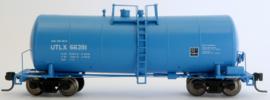 Blue UTLX tank car #66391
