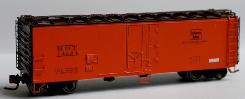 MDT 14024, Merchants Despatch Transportation Company reefer