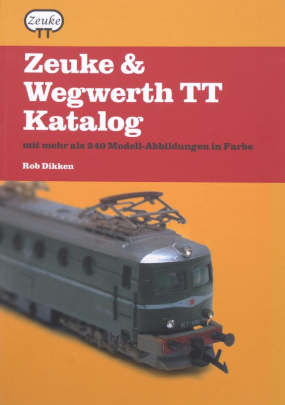 Zeuke & Wegwerth German Catalogue, 182 x 257mm Paperback
