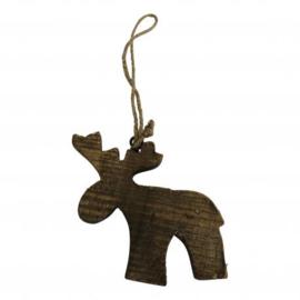 'Moose' oud hout