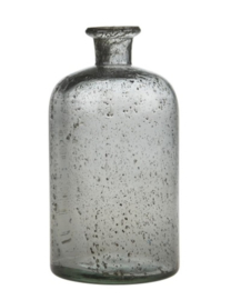 Grijze flessenvaas