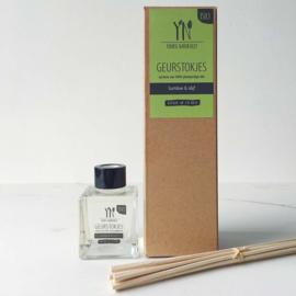 Bamboe en olijf 100 ml