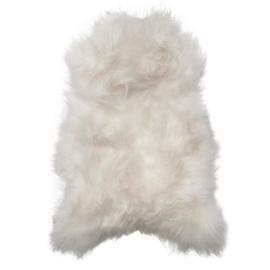 Ijslands  schapenvacht wit 115 cm