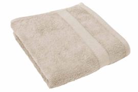 Douche handdoek 70 x 140 cm Sand