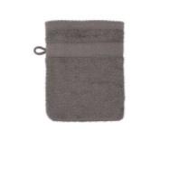 Washand 15 x 21 cm - Antraciet grijs
