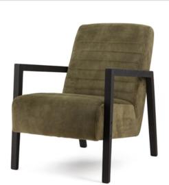 Lars fauteuil Adore groen