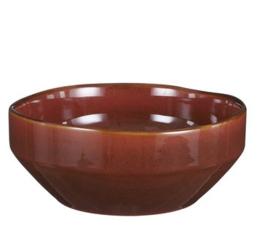 Terracotta schaal L