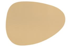 Placemat beige 43x32 cm