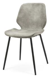 Seashell stoel By Boo grijs