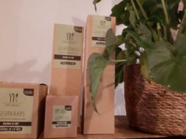 Bamboe & olijf geurenset