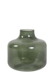 Groene vaas