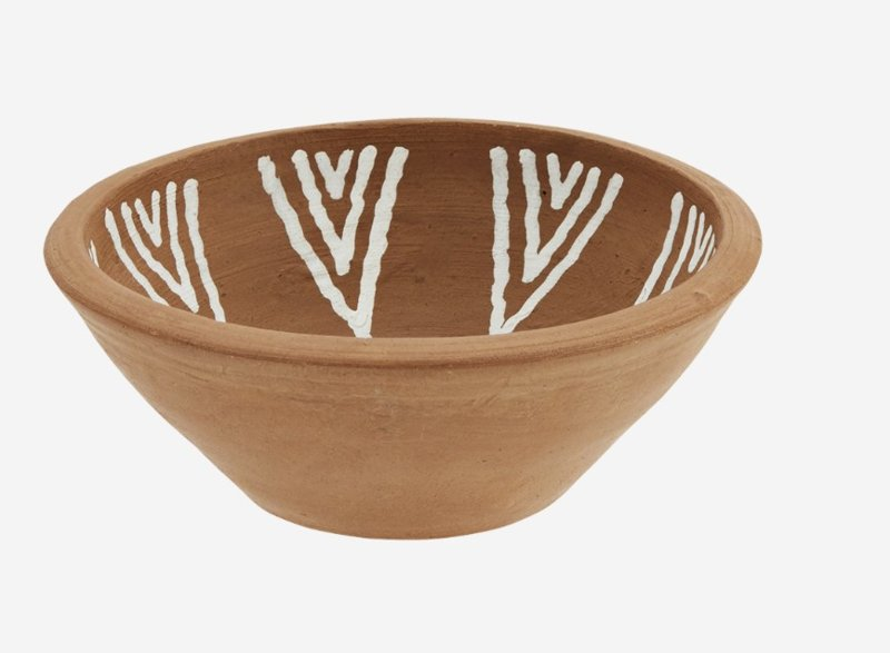 Terracottaschaal L