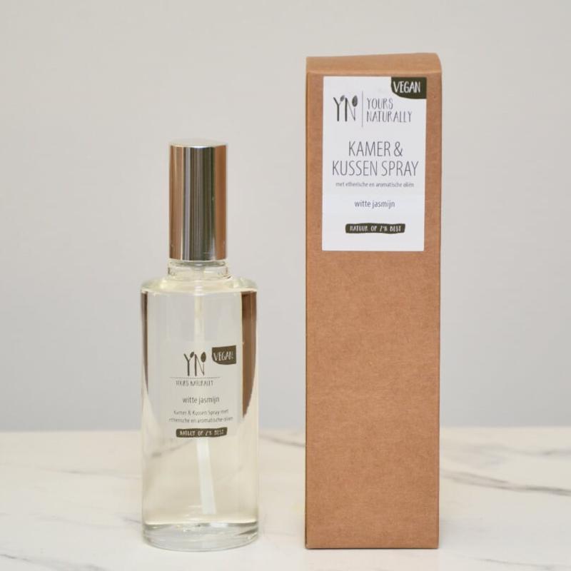 Kamer- en kussenspray Witte jasmijn