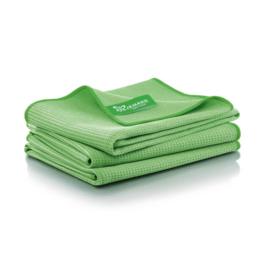 Jemako Droogdoek M 45x60cm, 3 pack, groen