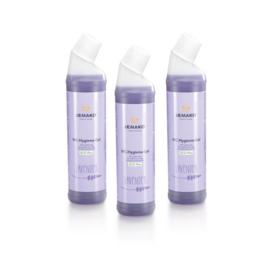Jemako WC-hygiëne-gel, Lavendel, 3-pack