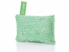 Jemako Reinigingsspons groene vezel