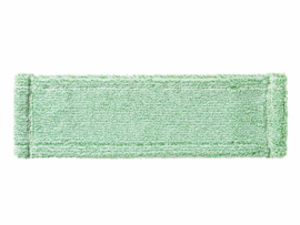 Jemako Dweil, vloervezel groen laagpolig