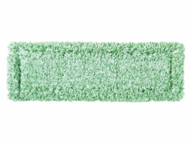 Jemako Dweil,  vloervezel groen hoogpolig