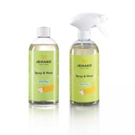 2 x Jemako Spray & Wash, 500 ml.