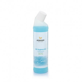 Jemako Toilet reiniging Blue Sea, 750 ml.
