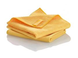 Jemako setje raamdoeken geel