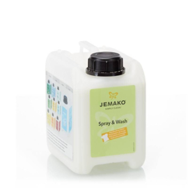 Jemako Spray & Wash, 2 litr.