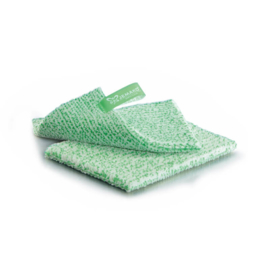 2 x Jemako Duodoek groene vezel, 18x14 cm