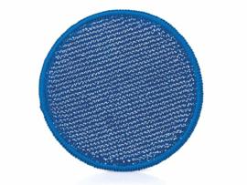 Jemako Duopad blauwe vezel, Ø 9,5 cm