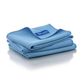 Jemako Droogdoek M 45x60cm, 3 pack, blauw
