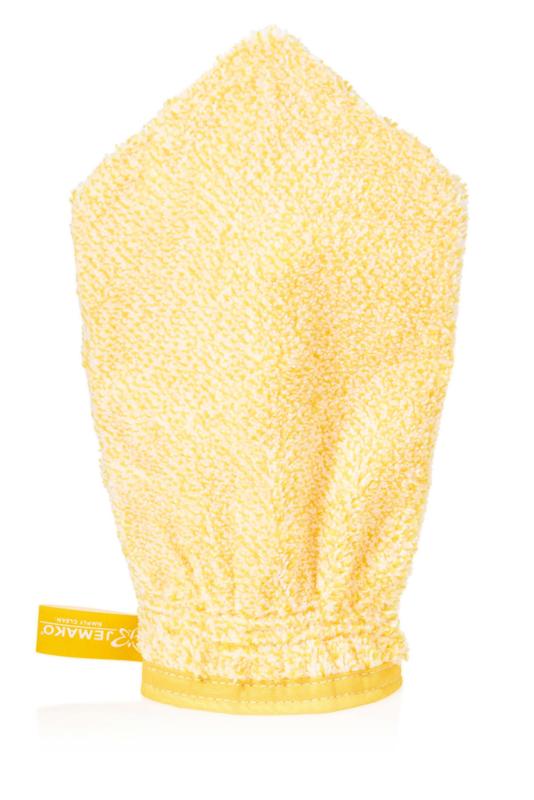 Jemako Reinigingshandschoen gele vezel