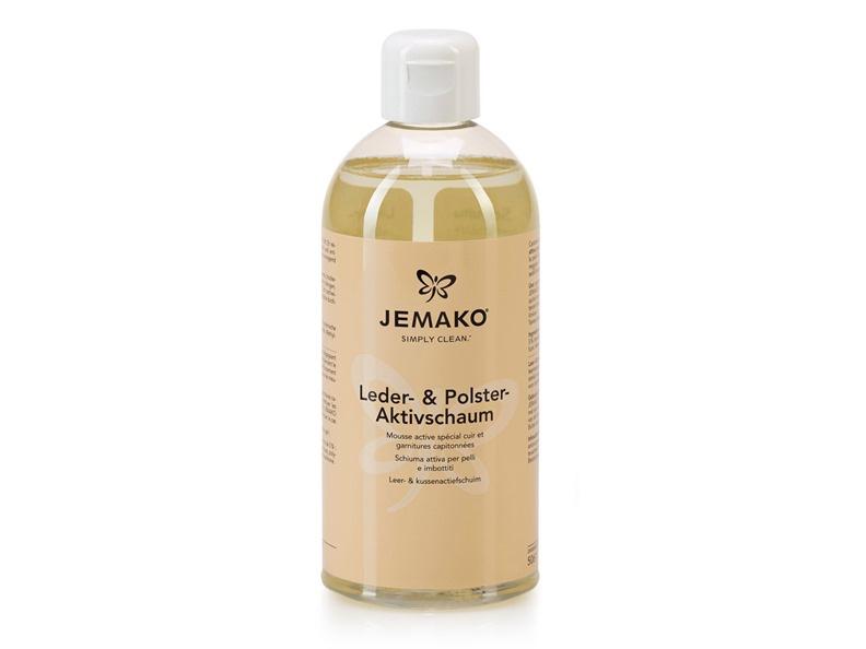 Jemako Leer- en kussen reiniger, 500 ml.