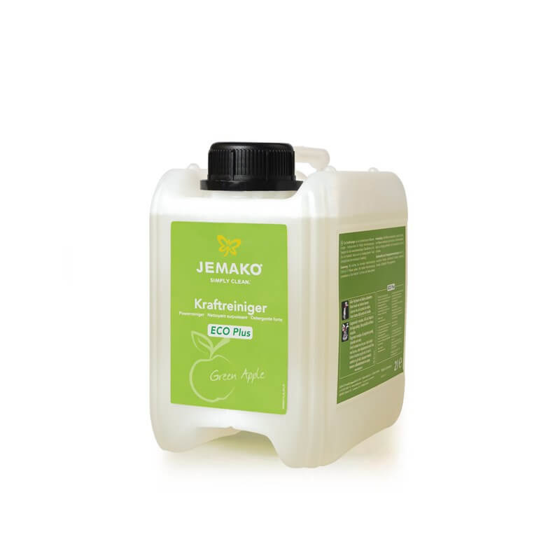Jemako Powerreiniger Green Apple, can 2 ltr.