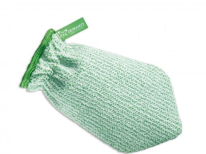 Jemako Reinigingshandschoen, groene vezel