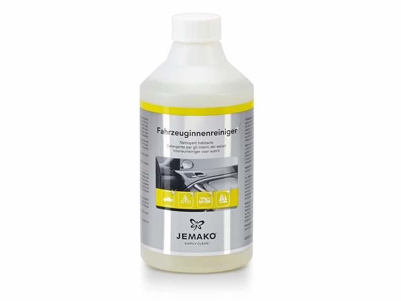 Jemako Interieurreiniger voor auto's, 500 ml.