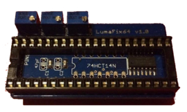 C64 LumaFix