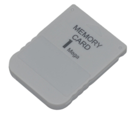 Playstation 1 Memory Card 1MB