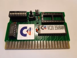 VIC 20 35KB Memory Expansion / ROM Board