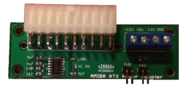 Amiga ATX Power Supply-adapter