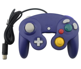 Gamecube Aftermarket Controller - Purple