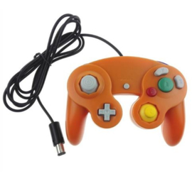 Gamecube Controller Orange - Dritthersteller