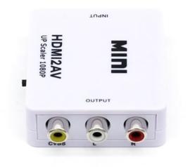 HDMI - CVBS Convertor