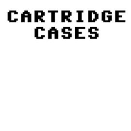 Cartridge & Disc Cases