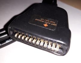 Atari Jaguar RGB Scart Videocable