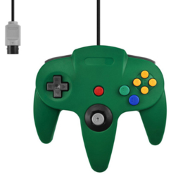 N64 Aftermarket Controller - Green