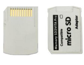 SD2VITA SDHC Card Adapter