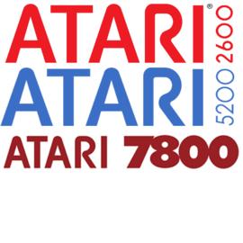 Atari 2600 / 5200 / 7800