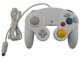 Gamecube Aftermarket Controller - White